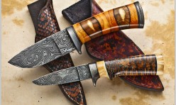 Drop Point Hunter Knives