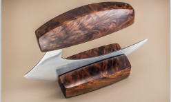 Black Walnut Ulu