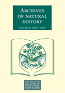 archives_of_natural_history